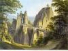 Basteibrücke na obraze z roku 1826