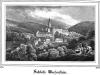 Zámek Weesenstein v roce 1835