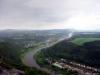 Letecký snímek Bad Schandau