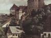 Zámek Sonnenstein v polovině 18. století