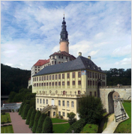 zámek Weesenstein