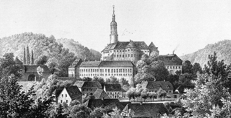 Historický Weesenstein